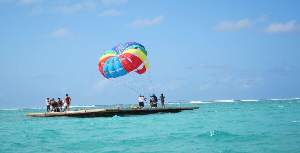 Mauritius With Dubai Tour Packages Kesari Tours