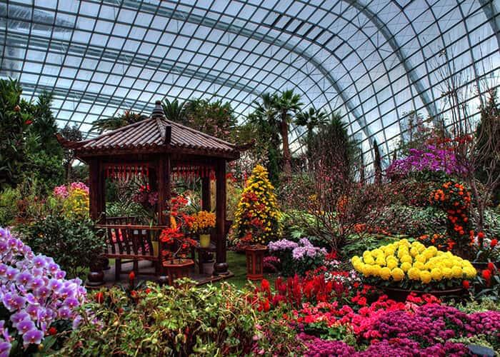 Image result for floral gardens